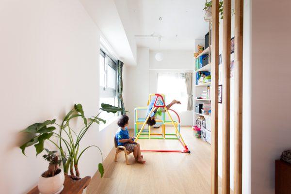 子供部屋を自由に考えると、家がもっと自由になる