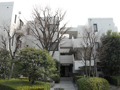 【リノベ向き物件】緑に囲まれたマンション@田園調布