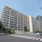 【リノベ向き物件】緑の遊歩道のお隣☆黄色い帽子?!が可愛いマンション