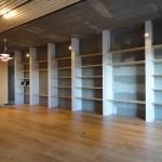 男のリノベーション—M様邸@朝霞 玄関から続く、6m超の本棚!?