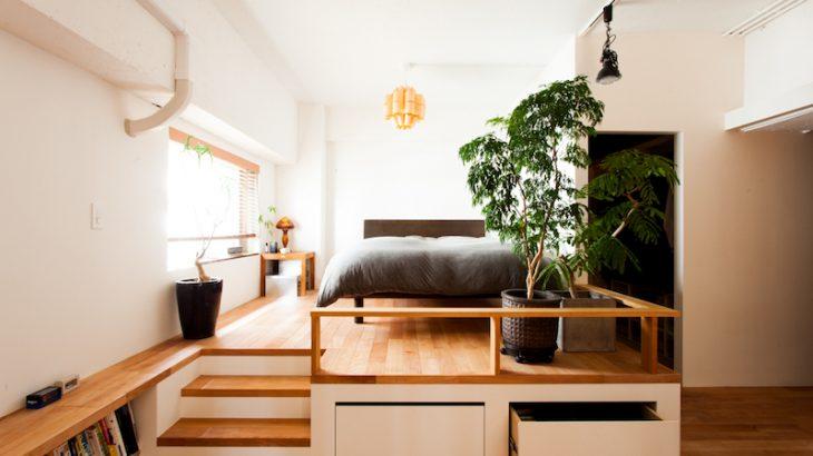 リノベの先輩宅訪問|植物と共に暮らす工夫
