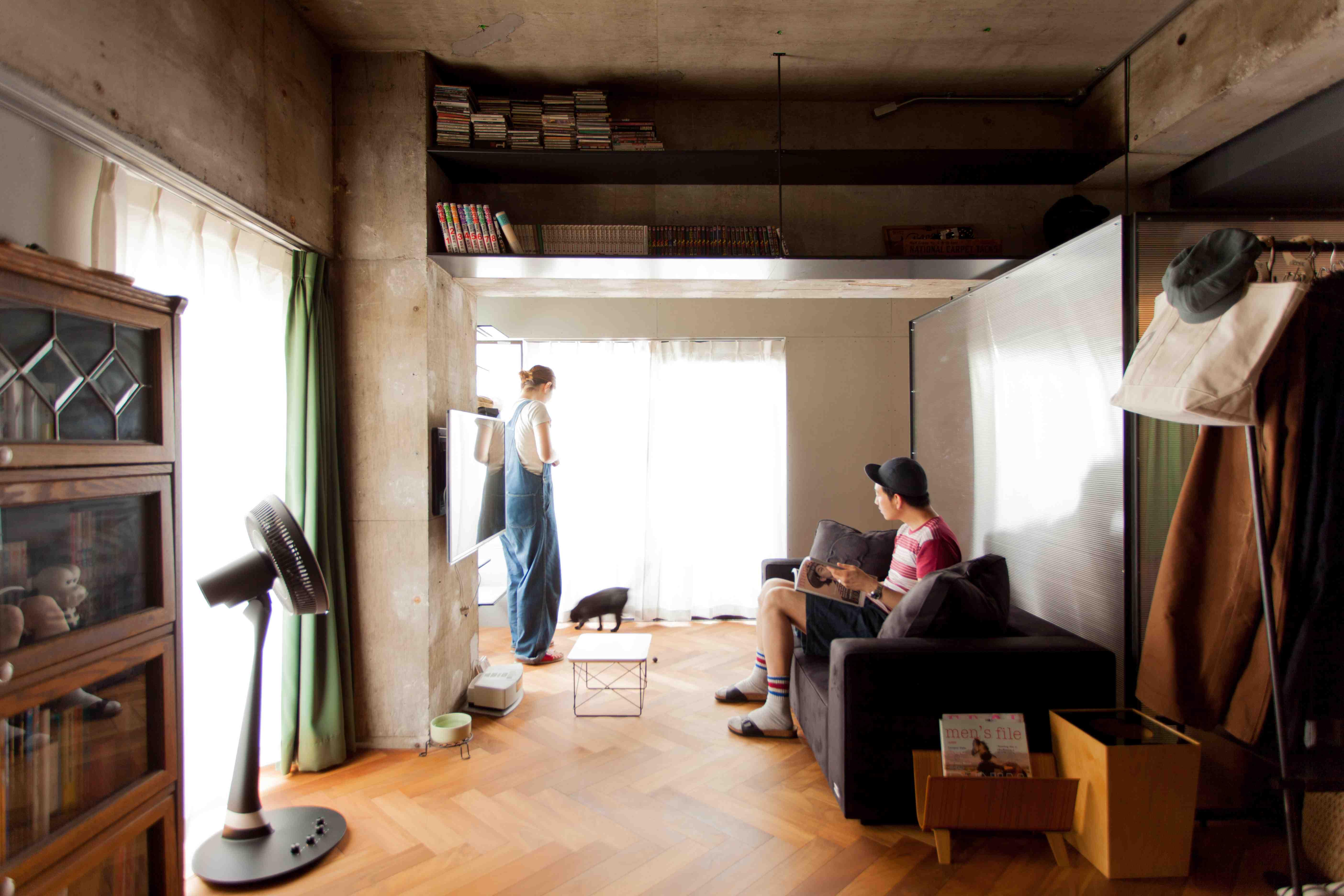 リノベーションでテレビの居場所を考える