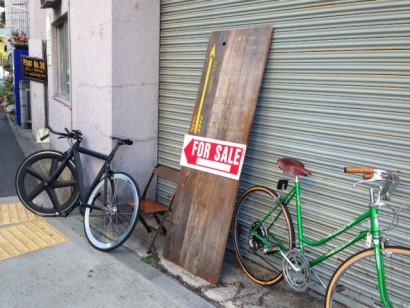 自転車ライフを満喫リノベーション◎