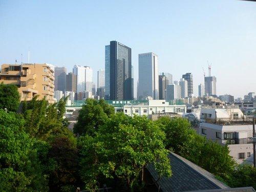 【リノベ向き物件】新宿新都心と緑を一緒に!ここでの暮らしは、夜景が楽しみ。
