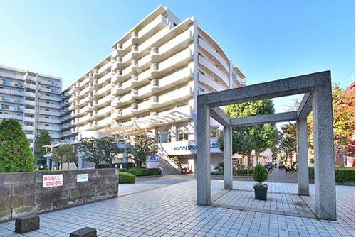 【物件紹介】多摩川そばで、中庭を眺めながら暮らす
