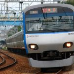 神奈川と東京を繋ぐ相鉄線