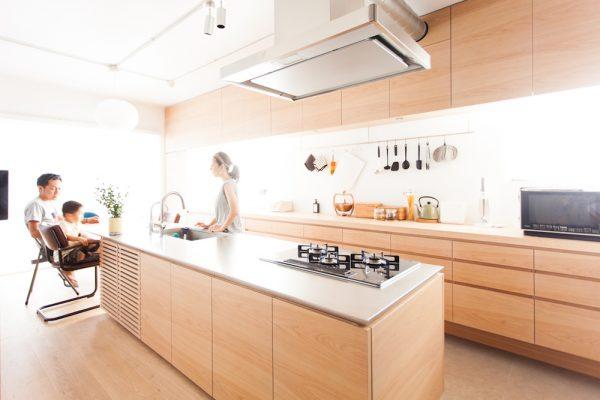 リノベーション事例公開|「日々暮らしやすさが更新される、リノベのプロの家づくり