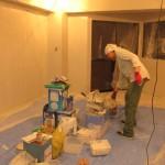 猫の家、塗装はDIYです!