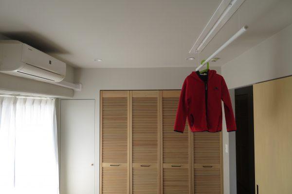 生活スタイルから、室内干しのコトを考えよう!
