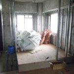 住吉リノベ現場レポvol.4:床を組む