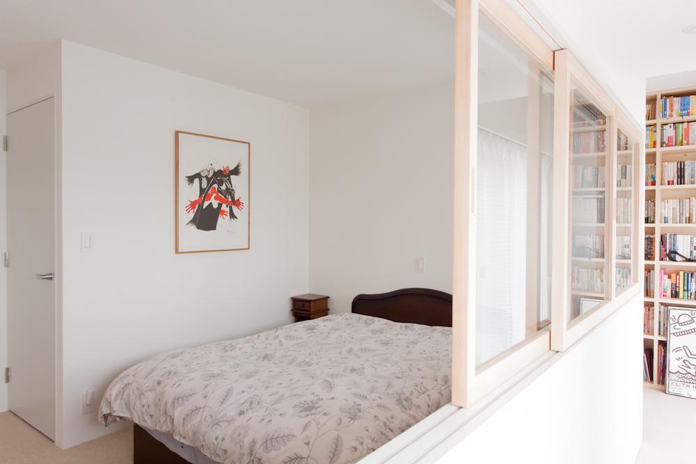 ベッドルーム-2