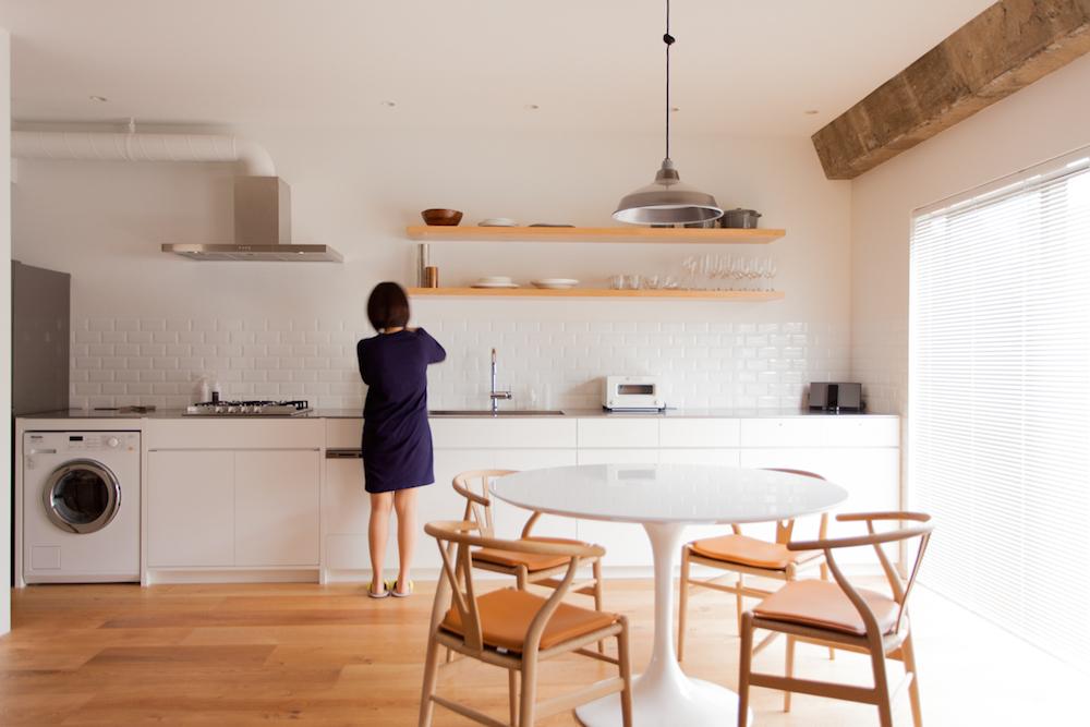 リビング+キッチン-6