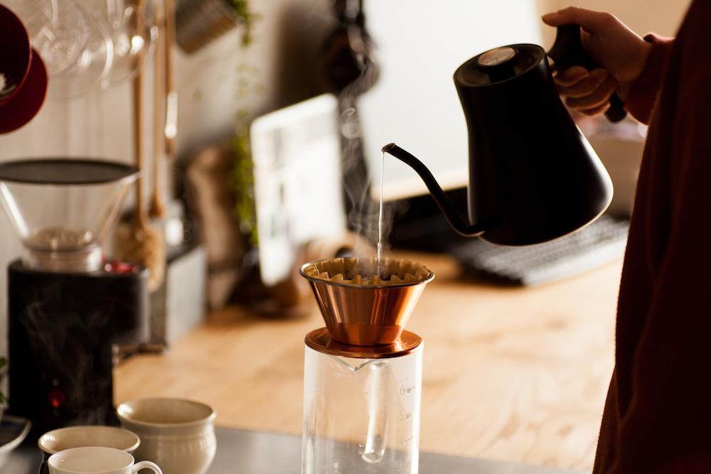 参加者募集中|暮らしとつながる vol.5-焙煎から楽しむコーヒー