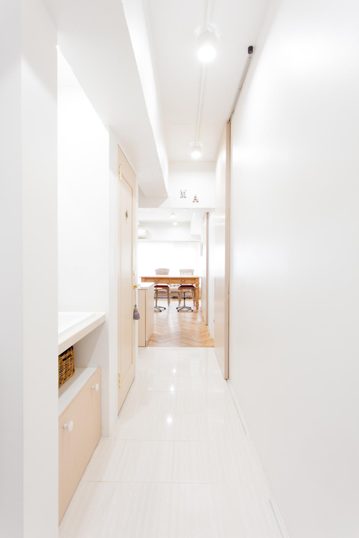 玄関廊下-3